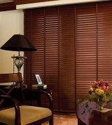 [提案] 木製ブラインドは自然な雰囲気と高級感
