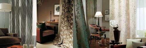 フェデポリマーブルのカーテン