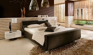 ルフのベッド